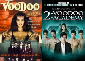 voodoo academy collage