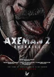 axeman 2 cover