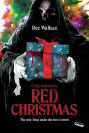red christmas 2017 cover