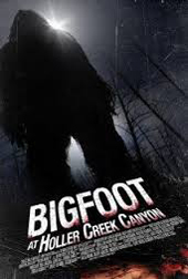 bigfoot at holler creek canyon cover