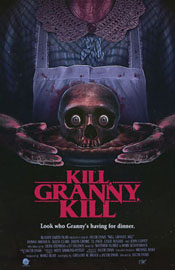 killgrannykill cover