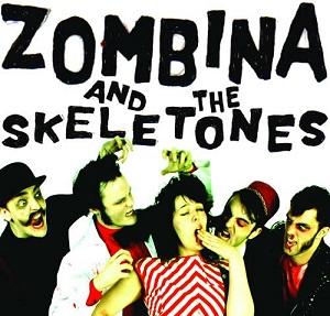 zombina and the skeletones
