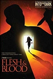 into the dark felsh and blood cover