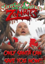 santa claus vs zombies