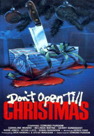 xmas dont open till christmas