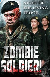 zombie soldier cover