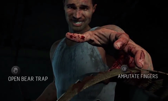 until dawn bear trap