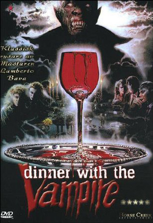dinner with vampire cover