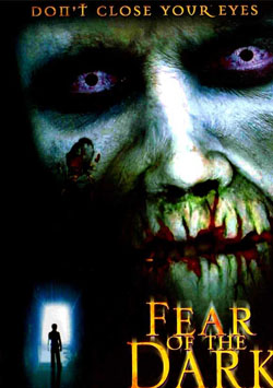 fear of dark cover