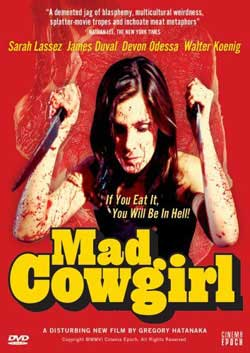 mad cowgirl cover