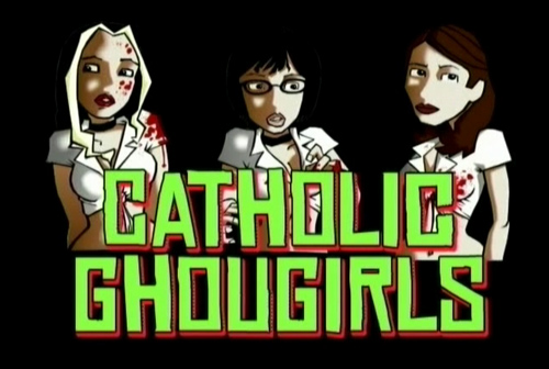catholic ghouldgirls animation