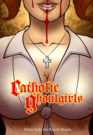 catholic ghouldgirls cover
