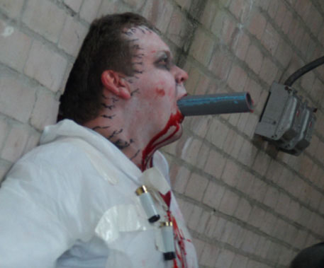 zombie games mouth