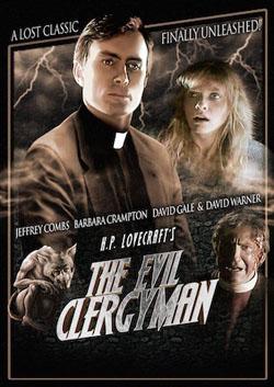 Evil+Clergyman cover