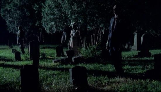 dead matter cemetery