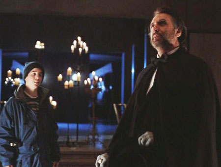 shadow zone undead express ron silver