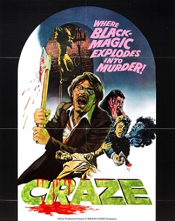 craze cover