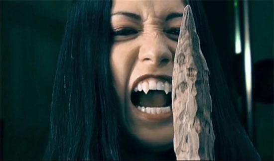 ninjas vs vampires vamp