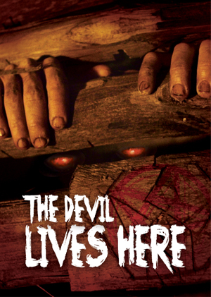 devil lives here cover