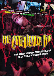 die cheerleader die cover
