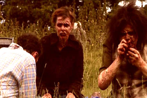 dead meat zombies