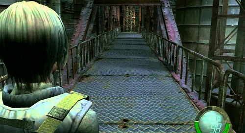 resident evil 4 assign ada bridge