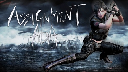 resident evil 4 assignment ada title