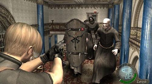 resident evil 4 cult enemies