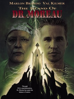 island of dr moreau cover