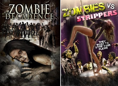 zombie decadence cover