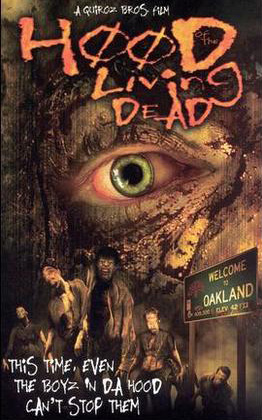 hood of living dead cover