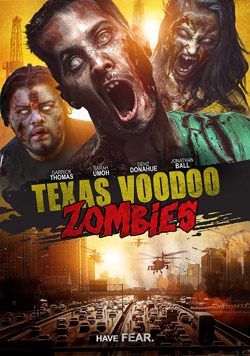 texas voodoo zombies cover
