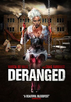 deranged 2012 cover