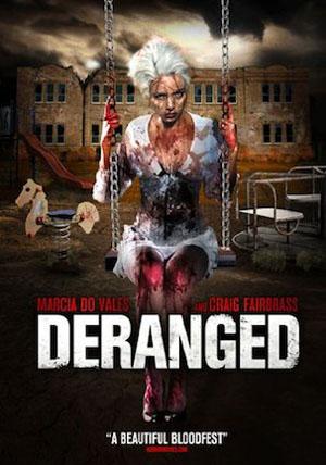 deranged 2012 cover