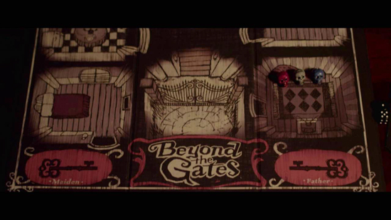 beyond the gates board