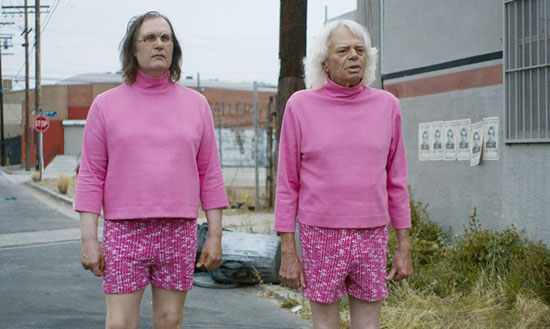 greasy strangler dad and son