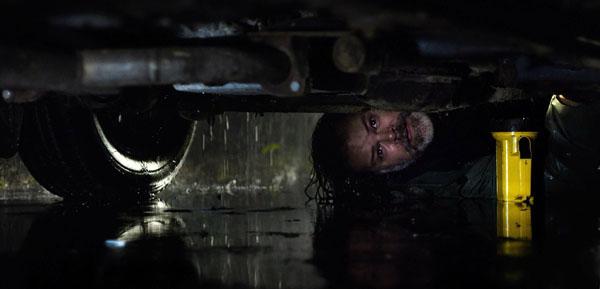 monster 2016 under car