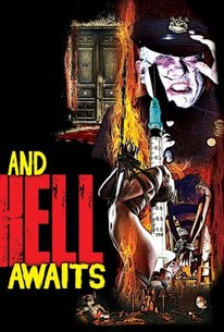 and hell awaits cover