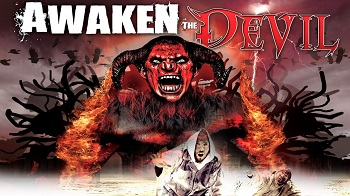 awaken the devil cover