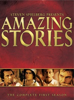 amazing stories season 1 dvd