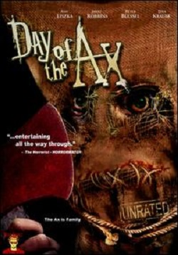 day of the ax cover