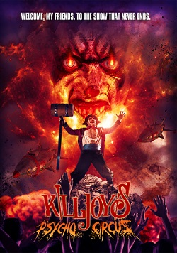killjoys psycho circus cover