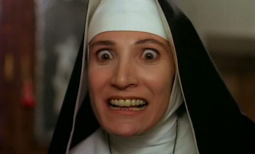 other hell crazy nun