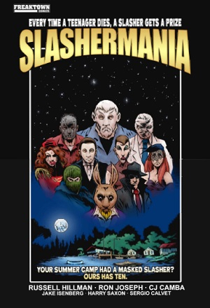 slashermania cover