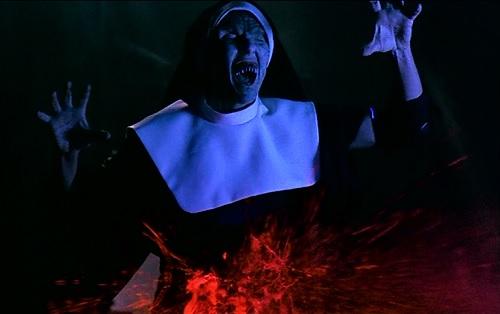 convent nun splatter