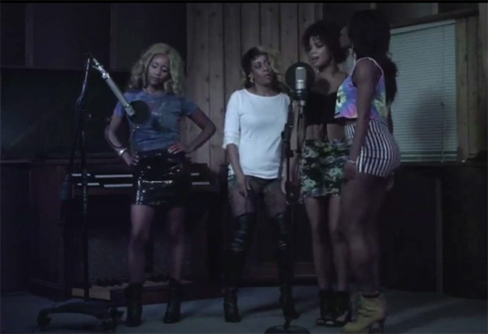 night of the unspeakable girl group