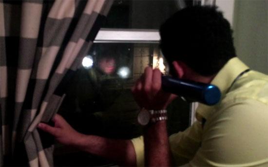 bayou ghost story flashlight