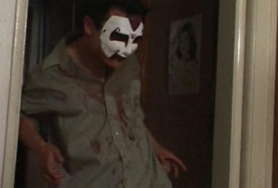 fright club mask