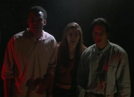 fright club trio