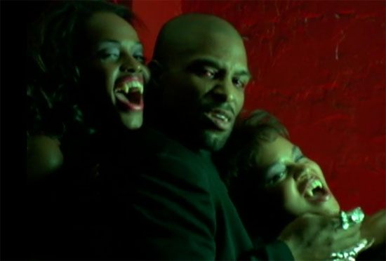 fright club vamp